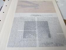 Militär Archiv 1. Weltkrieg Waffen 3026  Die Fliegertruppe