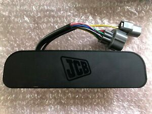 GENUINE JCB Dash Cluster Warning Lamp Panel