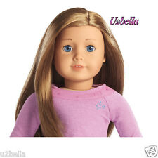 AMERICAN GIRL TRULY ME 39 Doll Light Skin, CARAMEL HAIR, BLUE Eyes 39 NEW