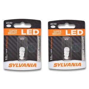 Sylvania ZEVO Front Side Marker Light Bulb for GMC K15 K1500 Suburban C25 yh