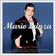 MARIO LANZA - VERY BEST OF 2 CD NEUF