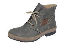 Rieker Damenstiefel & -stiefeletten im Boots-Stil aus Kunstleder