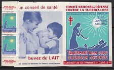 FRANCE CARNET TIMBRE **  ANTITUBERCULEUX  31 ° CAMPAGNE NATIONALE