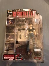 Palisades Resident Evil Action Figures Series 2 Claire Redfield Brand New