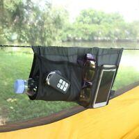 Outdoor Camping Hiking Climbing Ultralight Hammock Storage Organizer Bag Pouch