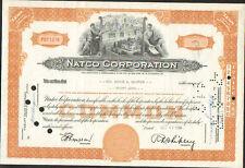 DECO => NATCO Corp. (PENNSYLVANIA - USA) (R)