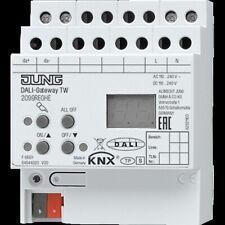 Jung EIB KNX DALI-Gateway REG TW (Tunable White) 2099 REGHE neu OVP versiegelt