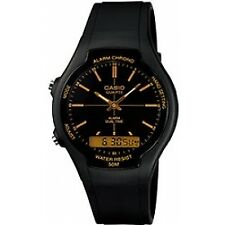 Casio Men's Black Combi Watch 9073368