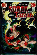 DC Comics KORAK Son Of Tarzan #51 VFN 8.0