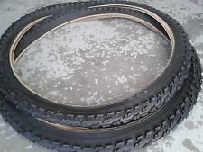 Unbranded Clincher Tyres with Knobby Tread