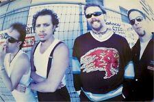 "METALLICA POSTER HUGE RARE 24""x34""  1999 UK LONDON,ENGLAND RARE MINT CONDITION"