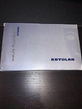 Kryolan Micro Foundation Cream Makeup