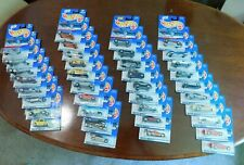 Lot of 37 from Hot Wheels 2000 First Editions Series  MIP