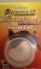 Quaker Boy Beginners Double Turkey Mouth Call