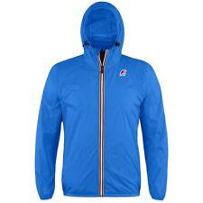 Jacket Men KWAY K004bd0 Le Vrai 3 Claude Spring Summer 2016 Blue France L