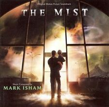 MARK ISHAM - THE MIST [ORIGINAL MOTION PICTURE SOUNDTRACK] (NEW CD)