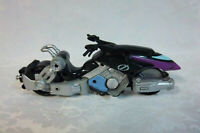 """Bandai 2006 Motorcycle Power Rangers Operation Overdrive Red Helio Cycle 9"""" Toy"""