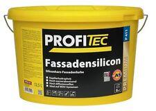 Profitec P 411 Silicon FA - Fassadenfarbe Weiß 5 Liter schutz mineralisch matt