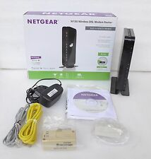 Netgear N150 Wireless ADSL2 + Modem Router DGN1000v3