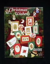 CHRISTMAS WISHES  -  COUNTRY CROSS-STITCH BOOK 98