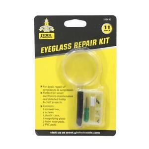 11pc Eyeglass Glasses Repair Kit Sunglasses Small Electronics Etc