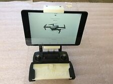 WHITE-DJI Mavic Pro Mobile ADAPTER   and IPad Mini Holder, 3D Printed