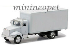 NEW RAY 15803 D PETERBILT 335 UTILITY BOX TRUCK 1/43 WHITE