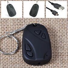 Newest Car Key Chain Key SPY Hidden Camera DVR Motion Detection Vedio Recorder