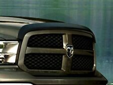 BLACK TINTED FRONT AIR BUG DEFLECTOR OEM 2011-2018 RAM 2500 3500 - BRAND NEW!