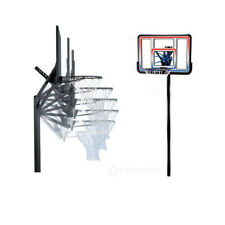 """Lifetime 1008 44"""" In-Ground Basketball System Adjustable Height Acrylic Fusion"""