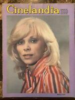CINELANDIA MAGAZINE No 341 OCT 1972 MIRELLE DARC / LIZA MINELLI / NATHALIE DELON