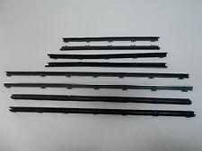 69 70 Coronet / Superbee Convertible Window Sweeps Fuzzies Whiskers Felts  NEW