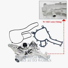 Mercedes Egnine Water Pump (W/ Oil Cooler)W163 W203 W211 E320 CLK320 ML500 ML430