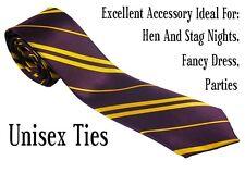 Harry Potter Hogwarts SCUOLA design cravatta & / O MAGO OCCHIALI MASCHERA