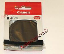 OEM Gunuine R-F-3 RF-3 Body Cap Cover Canon EOS 300D 450D 1D Mark MK2 MKII Japan