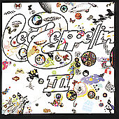 Led Zeppelin - III (1997) Remastered CD