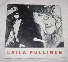 Laura Pullinen Sculpture - exhibition (4 languages)