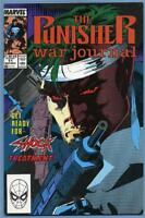 Punisher War Journal #11 1989 Marvel Comics Jim Lee