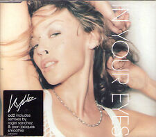 MAXI CD 3T KYLIE MINOGUE IN YOUR EYES DE 2002 TBE