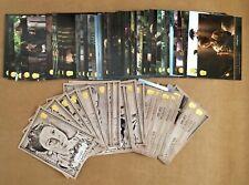 Outlander Season 3 GOLD Fraser Crest Parallel Chase Card (Complete Your Set)