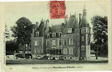 CPA Marcilly en Villette - Chateau d'Alosse (271388)