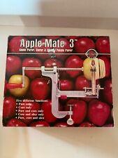 Norpro 861 Apple Mate 3- Apple, Potato, Parer, Slicer & Corer