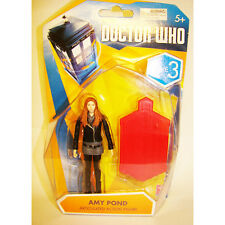 Doctor Who Series 3 Amy Pond Action Figure NEW Dr Who Wave 3 Toys 10th 11th