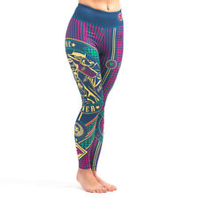 Fusion Fight Gear The Joker Fearless Women's Leggings (Spats) Compression Pants