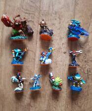 Skylanders Figuren einschließlich krass Tree Rex 10 insgesamt