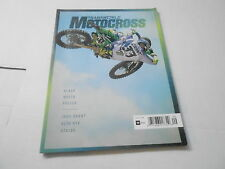 SEPT 2016 TRANSWORLD MOTOCROSS minibike magazine