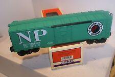 LIONEL #19284 NORTHERN PACIFIC 6464 BOX CAR MINT