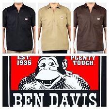 d81a28d1 ... Poly Cotton Blend Heavy Weight Twill Hip hop. $29.50. 17 sold · Ben  Davis Short Sleeve Shirt Half Zipper with 2 Pockets Men Solid, Stripe, Plaid
