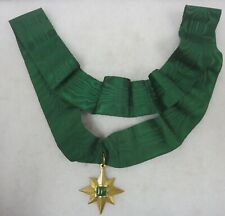 Original Pre WW1 Vintage IMPERIAL GERMAN FREIMAUER FREE MASONS BERLIN Neck Medal