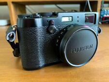 Fujifilm X100T 16MP Digital Camera Black
